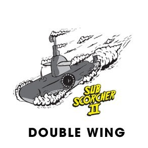 Sub Scorcher II Double Wing